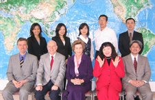 CFN Japan Bible School Staff